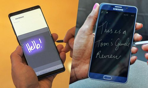 Galaxy Note 8 Vs Galaxy Note 5: What to Expect if You Upgrade