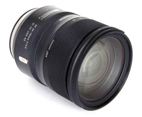 Tamron SP 24-70mm f/2.8 Di VC USD G2 Review