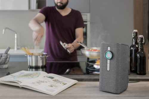 Kitsound Voice One speaker preview: First impressions of the £130 Amazon Echo competitor