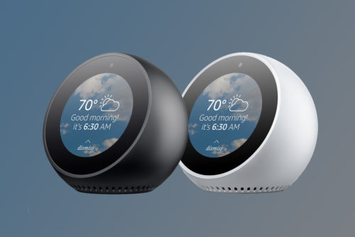 Amazon Echo Spot preview: Smart alarm clock or so much more?