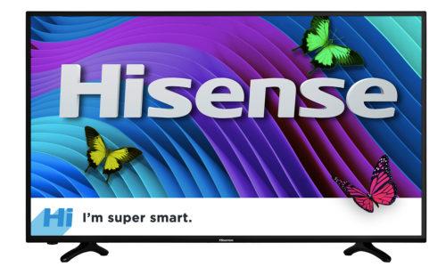 Hisense 43H6D Review: Budget-Friendly 4K HDR