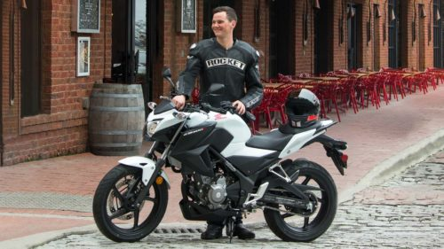2015-2018 Honda CB300F Review