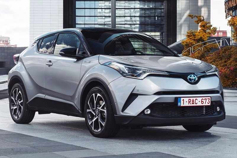 Toyota C-HR review: High-roller or middle-of-the-roader ...