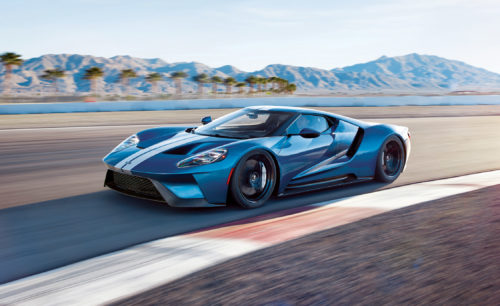 Ford GT review: An astounding aerodynamic accomplishment