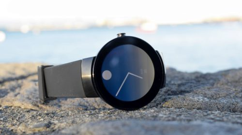 Movado Connect review : Movado puts its unique spin on Android Wear 2.0