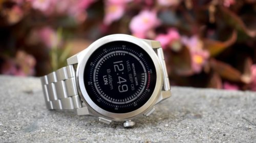 Michael Kors Access Grayson review : A more mature smartwatch, in more ways than one