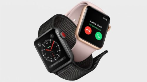 One more thing: Apple's back to its best with the Apple Watch Series 3