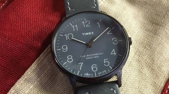 And finally: Blackberry and Timex might be working on a smartwatch together