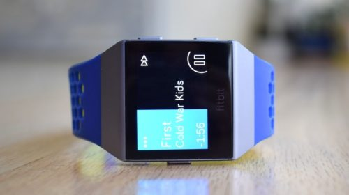 How to transfer music to the Fitbit Ionic : Keep running to the beat