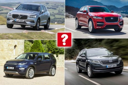 Best and worst large SUVs 2017