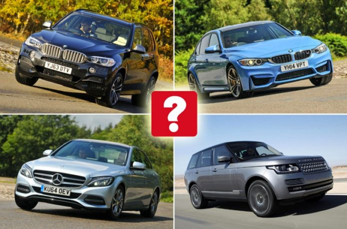 The most stolen cars in the UK