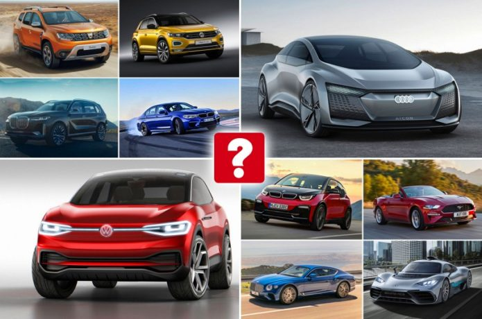 Frankfurt motor show 2017 – our star cars revealed