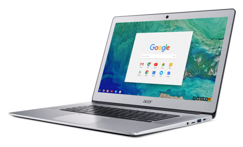 Acer Chromebook 15 preview: Large and in charge