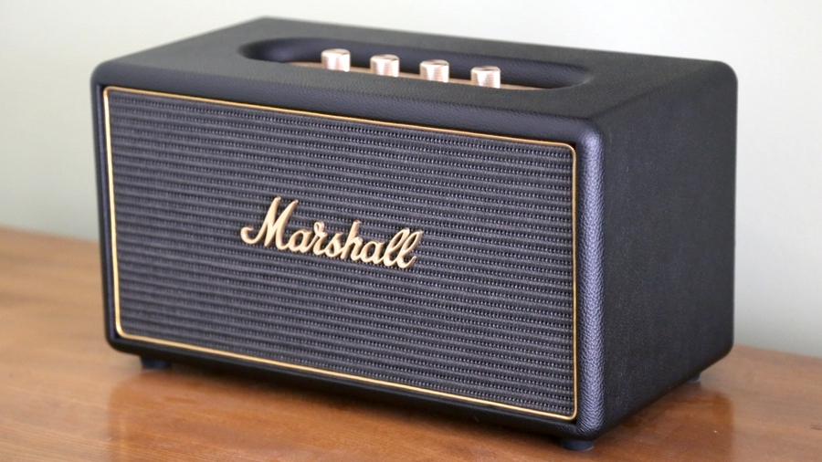 Hands on  Marshall Stanmore Multi-room Speaker review . 31ebd75b55a62