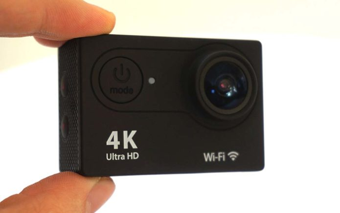 Original EKEN H9R 4K Action Camera Ultra HD Review