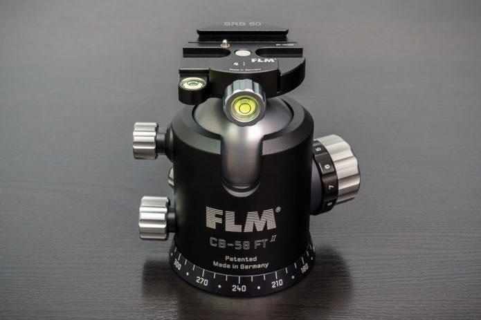FLM Ballhead Review (CB-58 FTR, CB-48 FTR and CB-32 F)