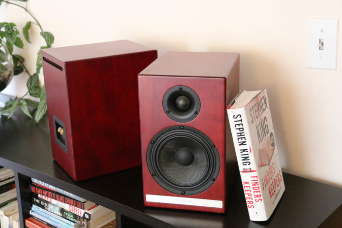 AUDIOENGINE HDP6 Review : Give it the wood