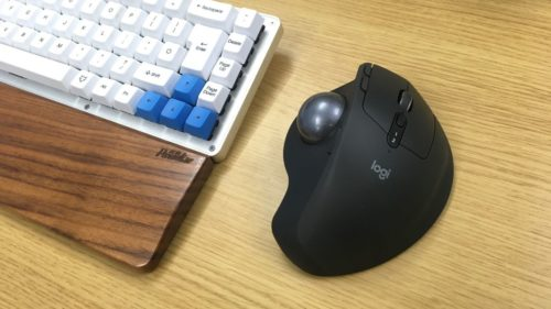 Logitech MX Ergo Wireless trackball mouse review