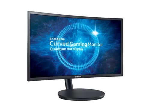 Samsung CFG70 Series 27-inch Curved Gaming Monitor review
