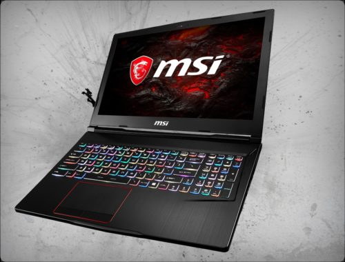 MSI GE63VR Raider review