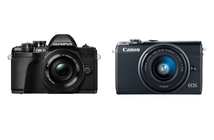 Olympus E-M10 III vs Canon EOS M100 – Comparison