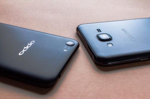 "Budget ""Gaming"" Smartphones Showdown: Samsung Galaxy J7 Core vs OPPO A71"