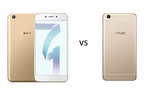 OPPO A71 vs Vivo Y55S Specs Comparison