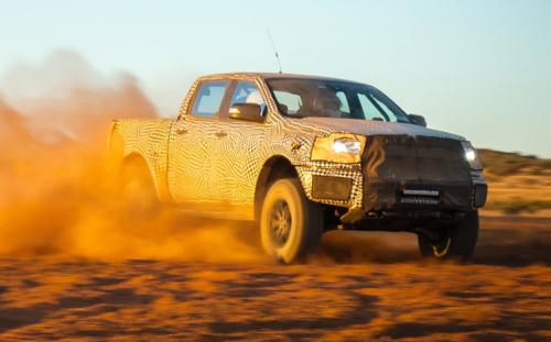 Ford Ranger Raptor confirmed for 2018