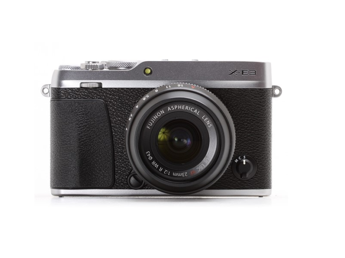 Fujifilm X-E3 First Impressions Review