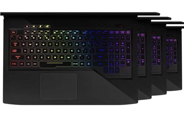 ASUS ROG GL503VD, GL503VM, GL503VS + Hero and SCAR Edition – what are the differences?