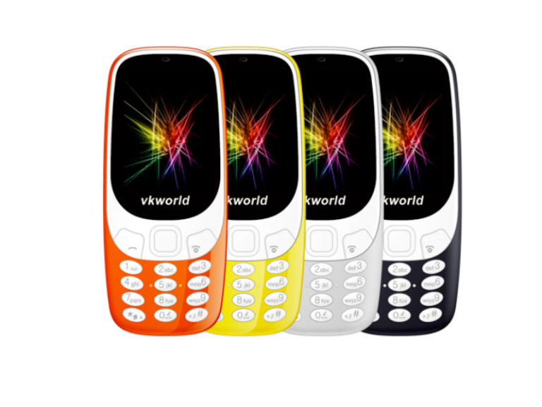 VKworld Z3310 Review: The Economical Clone Of The Nokia 3310