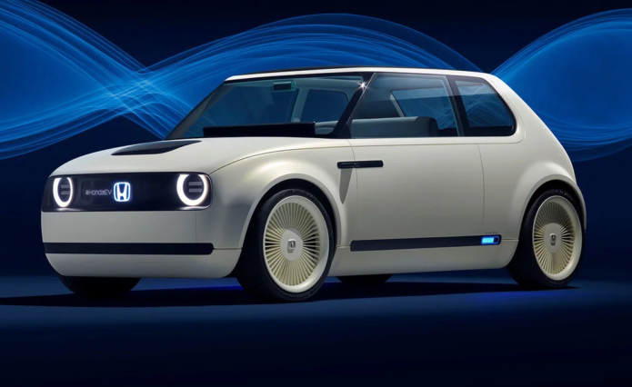Honda Urban EV concept revealed, production version due in 2019