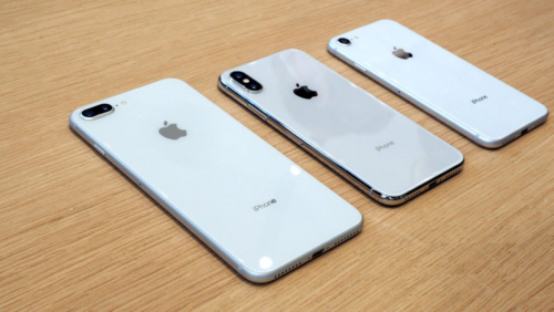 iPhone 8 hands-on: not quite X, better than 7s