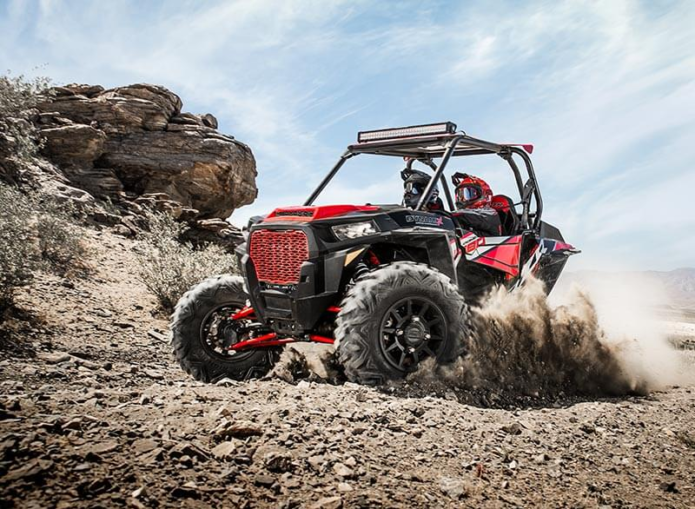 2018 Polaris RZR Dynamix First Drive Review : Off-road witchcraft