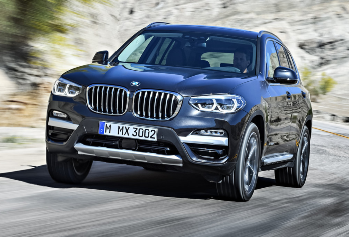 2018 BMW X3 pricing and specs : New-gen SUV to kick off from $68,900 from November