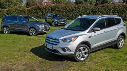 2017 Ford Escape range review