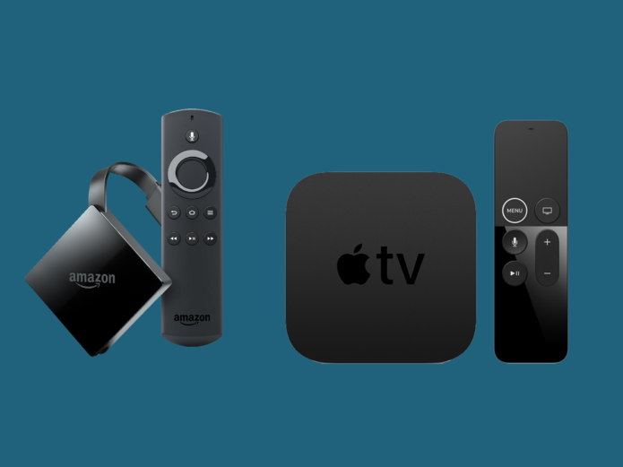 Apple TV 4K vs Amazon Fire TV 4K (2017): What's the difference?