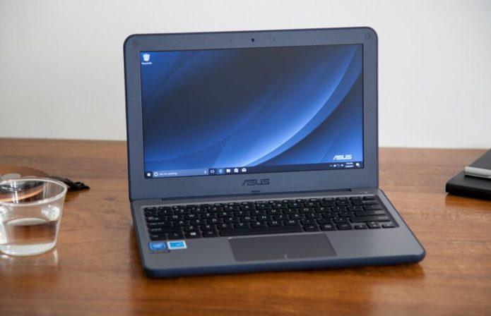 Asus VivoBook W202NA Review
