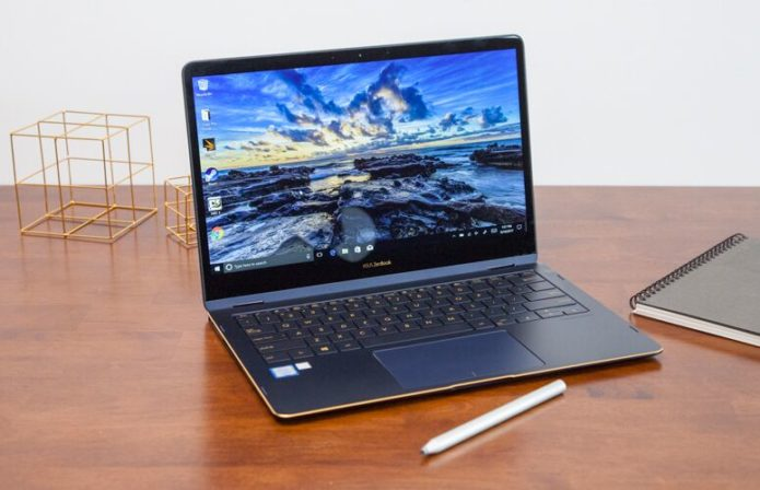 Asus ZenBook Flip S Review