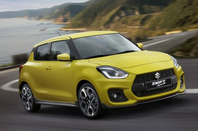 2018 Suzuki Swift Sport – price, specs and release date