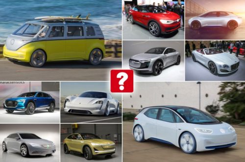 Volkswagen's electric car assault: 17 new EVs coming soon