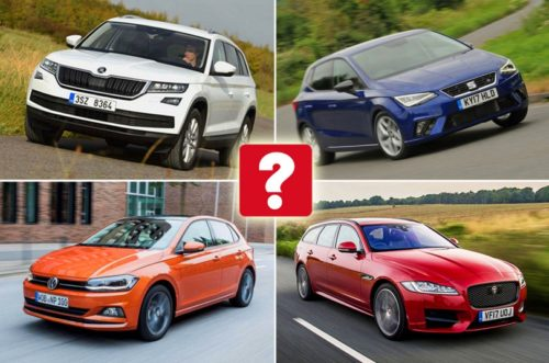 Top 10 most popular car reviews of the last seven days : Award winners and the UK's best sellers.