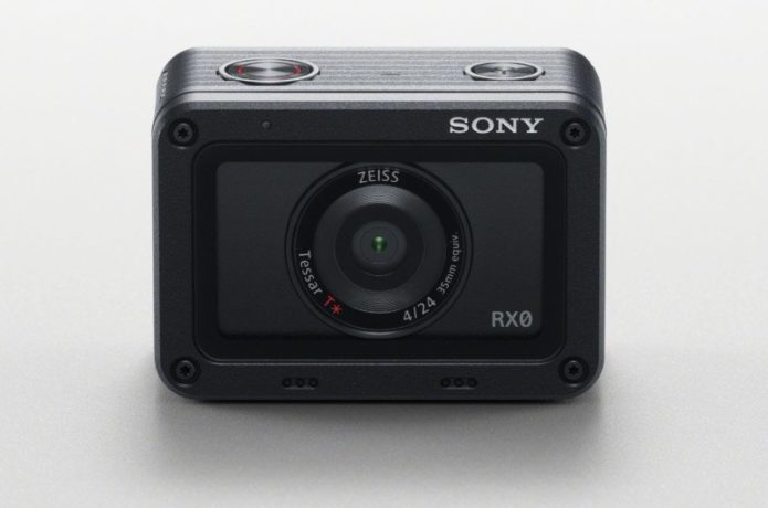 Sony's RX0 has DJI in its sights as well as GoPro