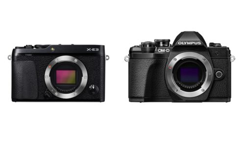 Fujifilm X-E3 vs Olympus E-M10 III – Comparison