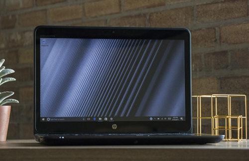 HP ZBook 14u G4 Review