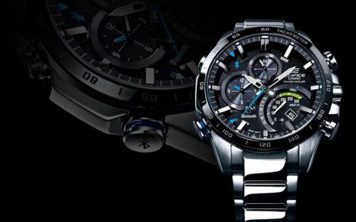 Casio Edifice EQB-501 hands-on: A modern, smart chronograph
