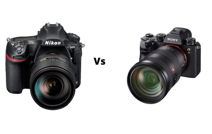 Nikon D850 vs Sony A9 – Comparison