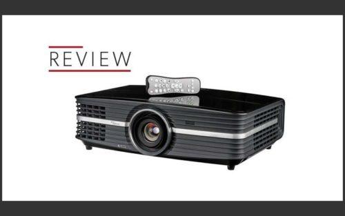 Optoma UHD65 review