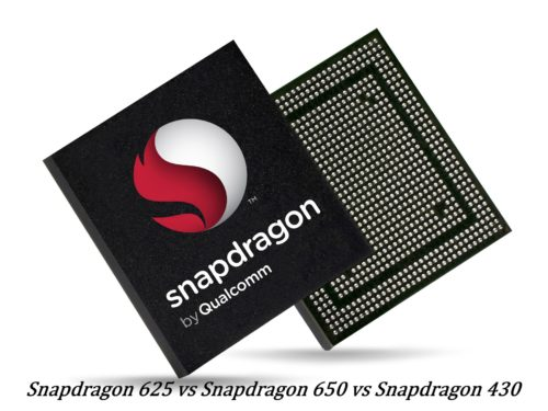 Snapdragon 625 (+Adreno 506) vs Snapdragon 650 (+Adreno 510) vs Snapdragon 430 (+Adreno 505) –performance, benchmarks and temperatures