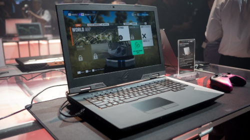 Hands on: Asus ROG Chimera G703 review